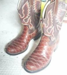 Vendo bota texana número 39