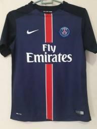 88a14edca1 Camisa PSG Paris Saint Germain ORIGINAL NIKE tecido Dry Fit