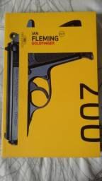 Livro '007 - Goldfinger' Em Ótimo Estado