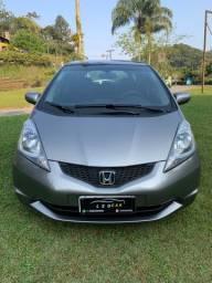 Honda Fit LXL ano 2010 completo 1.4