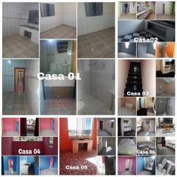 Vende um prédio com 06 casas em Carapicuíba  SP no bairro do Ariston