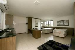 Apartamento com 1 dormitório para alugar, 45 m² por R$ 1.500,00/mês - Centro - Foz do Igua