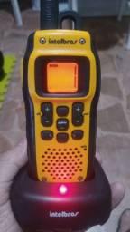 Rádio Intelbrás UHF Twin Prova D'Água
