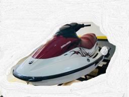 Jet Ski Sea doo GTI 130 estado de zero! comprove! O mais novo do Brasil