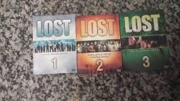 Box DVDs Lost 3 temporadas completas