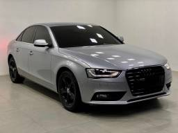 Audi a4 2015 1.8 automático 170cv impecável. léo careta veículos