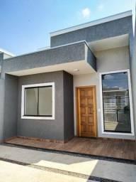 Casa 02 dormitórios,bairro Esmeralda,Cascavel -PR