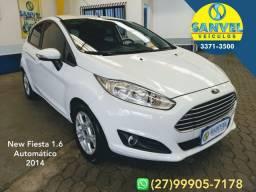 Ford New Fiesta 1.6 AUT - 2014