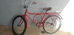 Bicicleta monark barra forte