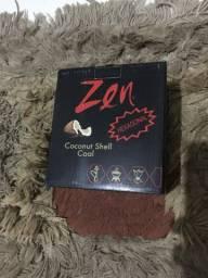 Carvão de coco zen