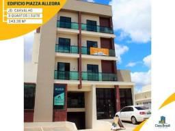 Apartamento para a locação em Ponta Grossa - Jd. Carvalho