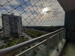 Gran Vista, Vista para o rio.