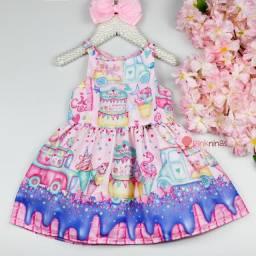 Procuro Costureira de Moda infantil! Vestidinhos!!