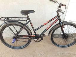 Vendo essa linda bicicleta poti caloi boa só pegar e andar, valor mínimo 250 entrego.