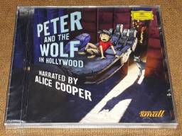 Alice Cooper - CD Peter And The Wolf In Hollywood