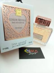 Perfume Feminino Coeur Frivole 100ml Original Com Selo Adipec Super Promoção