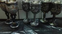 Taça medieval Game of Thrones
