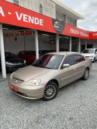 Honda Civic 1.6 Sedan EX Automático 2002