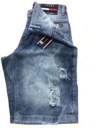 Bermuda jeans Atacado (Fornecedor)