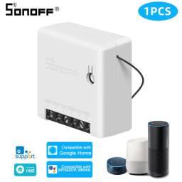 Sonoff Mini Automação Residencial Compatível Alexa Google