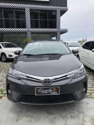 Corolla XEI 2019 único dono