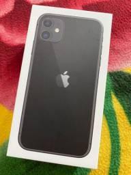Vendo iPhone 11 128 com 5 dias de comprado