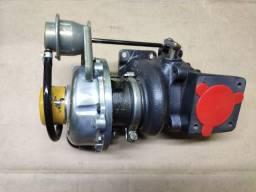 Turbina para motor Perkins Série 400 original nova