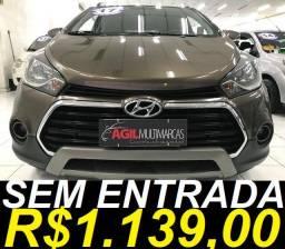 Hyundai Hb20x Stayle 1.6 Flex 2017 Ùnico Dono
