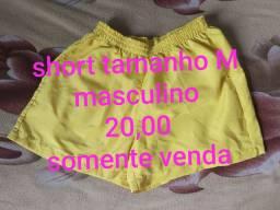 Shorts masculinos