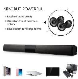 Alto-falante Bluetooth Soundbar Home<br>