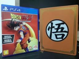 Dragon Ball Z: Kakarot para PS4 (steelbook)