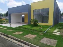 Casa 3/4 sendo 2 suítes condomínio ecos paradise