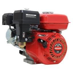 Motor a Gasolina 7HP Partida Manual Eixo 3/4 POL 19,09mm<br><br>