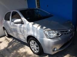 Toyota/ Etios X 1.3 Flex (Único dono)