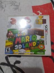Jogo Mário 3D Land