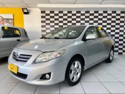 Toyota Corolla XEI 1.8 - 2009 - Completo - Bancos de Couro