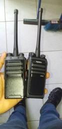 Vendo 2 Rádios Hytera PD506 VHF (semi-novo)1.500 reias