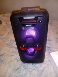 Vendo caixa som 250 whats bateria nova ...