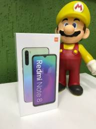Xiaomi Redmi note 8 64gb - o mais vendido