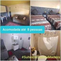 Suites Da Casa De Madeira