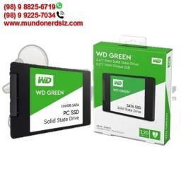 SSD 120GB Sata 3.0 Wd Green 28279 em São Luís Ma