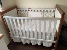 Berço para quarto de bebê - Ótimo estado