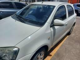 Toyota Etios 1.3 X  Flex 4p NOVÍSSIMO