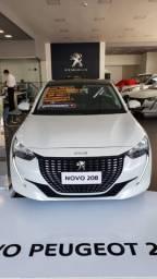 Novo Peugeot 208 Active Pack 1.6 AUT 20/21