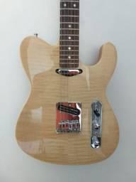 Guitarra Tagima Cs3 Cacau Santos Cs 3 Natural