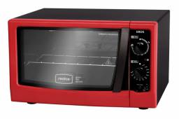 Vendo forno eletrico realce vermelho