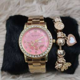 Relógio feminino original Malotty