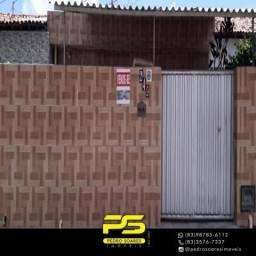 (OPORTUNIDADE) Casa com 4 dormitórios à venda, 120 m² por R$ 210.000 - Mangabeira - João P