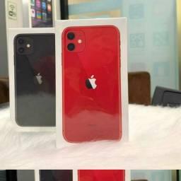 Troque de iPhone *** iPhone 11 de 64 Gb Lacrado Lindooo ###