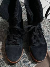 Título do anúncio: bota peluciada
